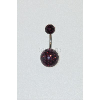 Piercing do pupka 0028S 12mm